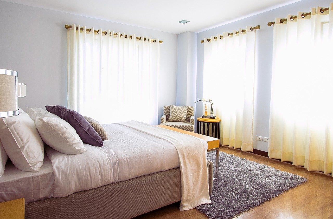 Notre sélection des meilleures couleurs pour une chambre