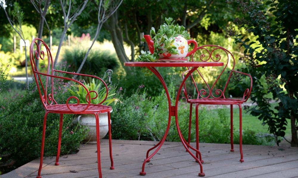Comment bien choisir son salon de jardin ?